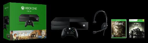 Xbox One BUndle Fallout 4