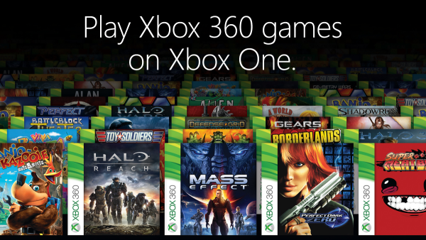 Major Nelson Reveals Xbox One Backwards Compatibility Launch Line Up; Isn't Very Interesting