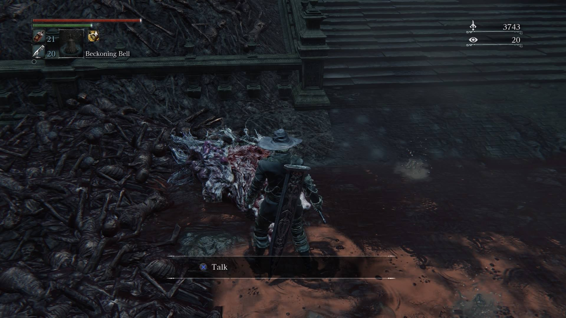 Bloodborne Guide How To Get Ludwig S Holy Moonlight Sword