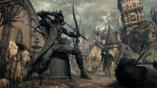 Bloodborne Old Hunters 01