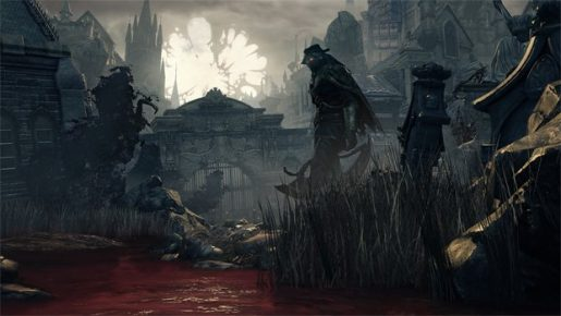 Bloodborne Old Hunters 03