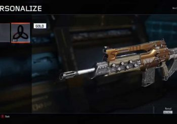 Call of Duty: Black Ops 3 Guide - Get the Gold and Diamond Gun Camo