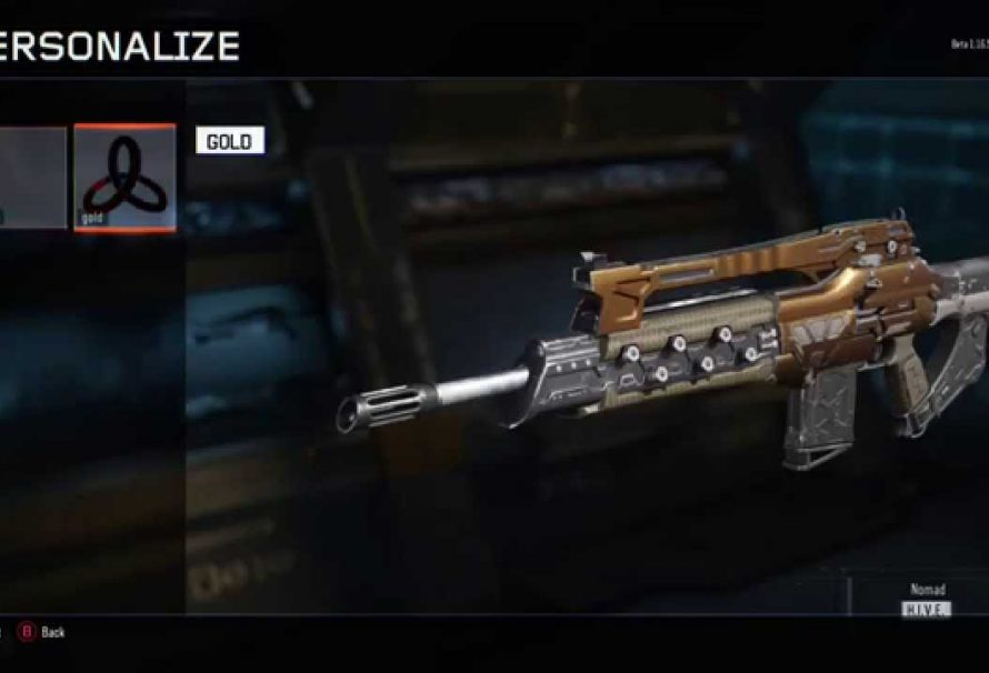 Call Of Duty Black Ops 3 Guide Get The Gold And Diamond Gun Camo