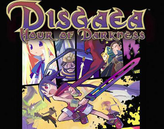 Disgaea: Hour of Darkness coming to PC in 2016