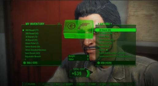 Fallout 4 Bottle Cap Trick