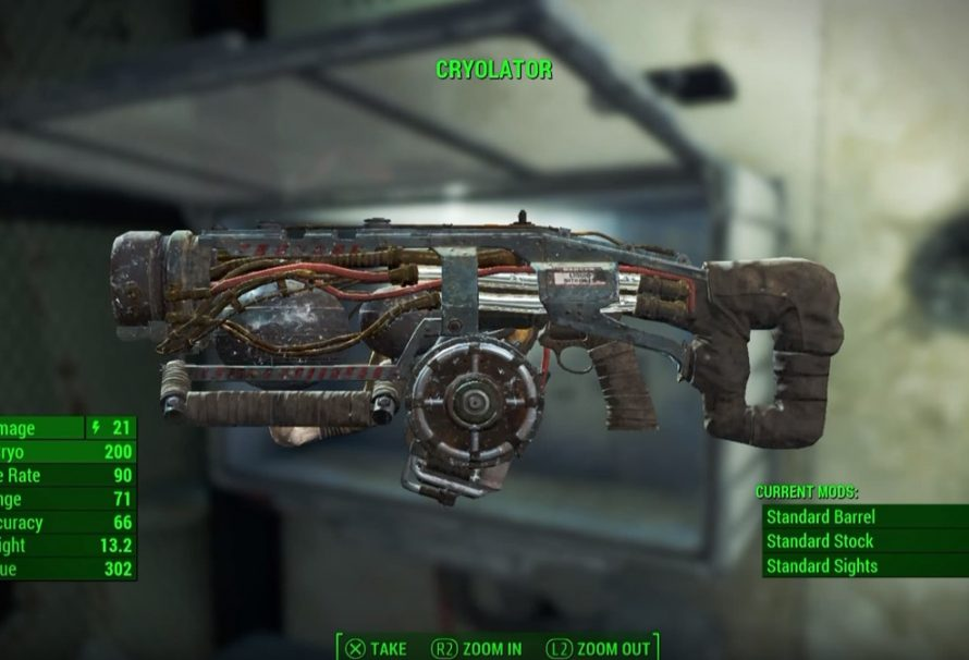 Fallout 4 Guide – How to get the mighty Cryolator in Vault 111