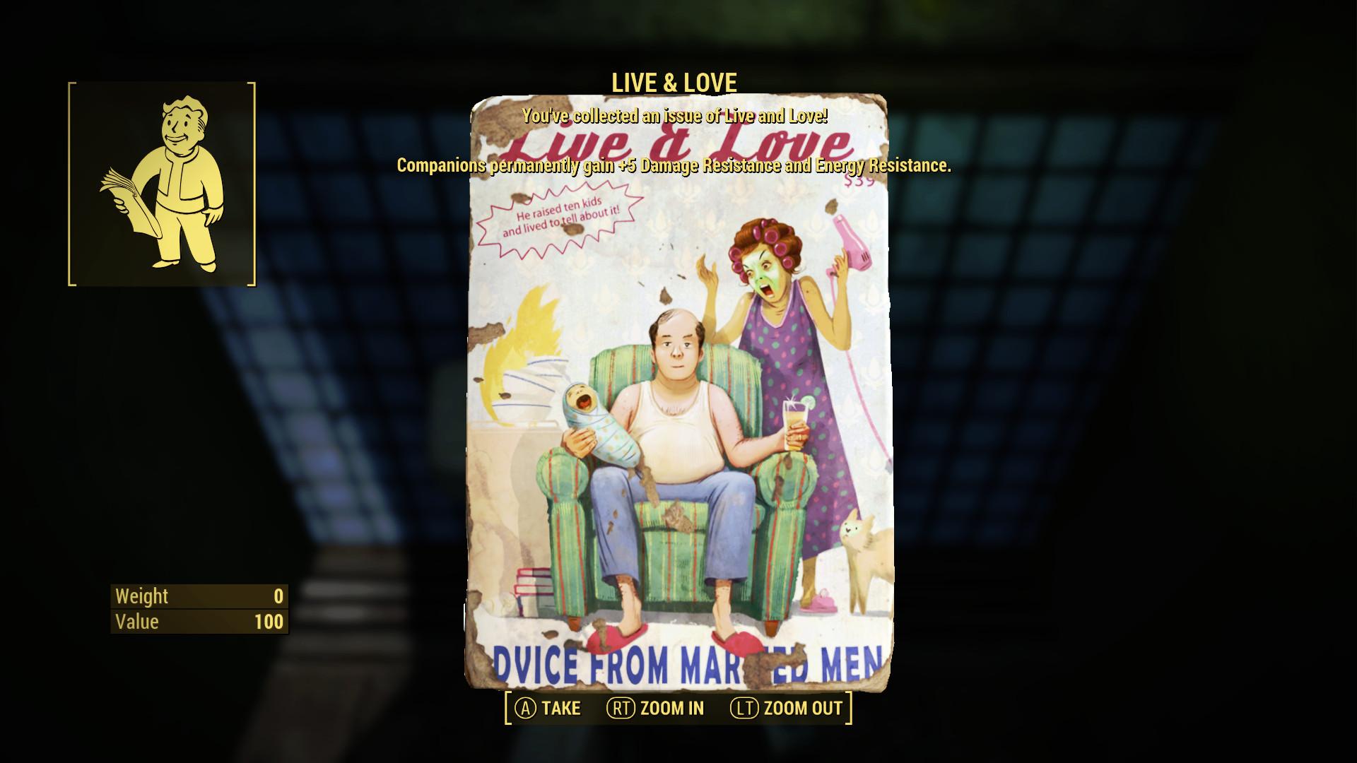 Fallout 4 Guide Live Love Magazine Locations