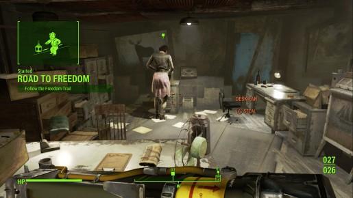 Fallout 4 Railroad 01