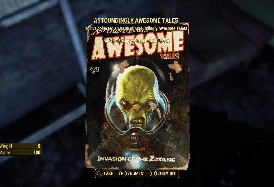 Fallout 4 Guide – Astoundingly Awesome Tales Magazines Location