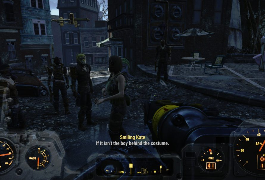 Fallout 4 Survival Mode Coming to Steam Beta Next Week