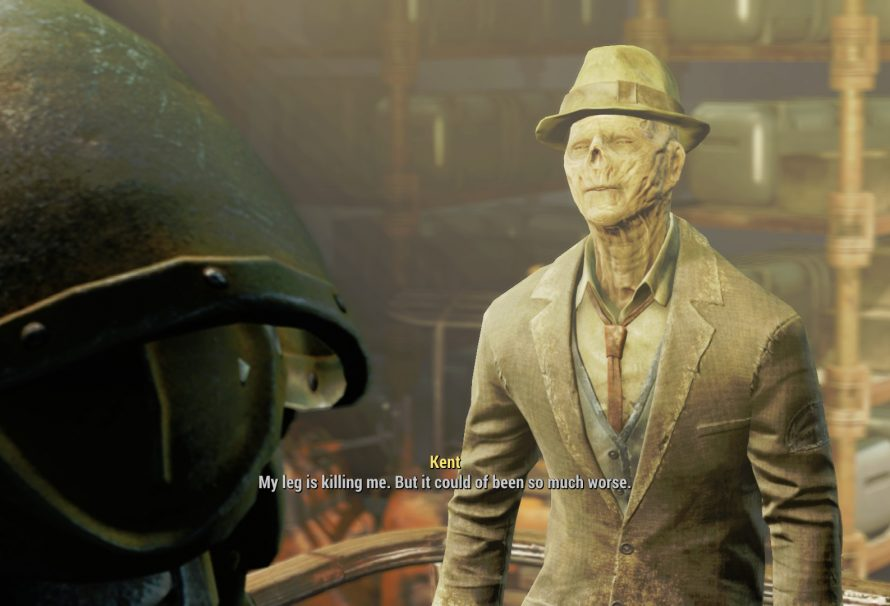 Fallout 4 Guide – Be the Silver Shroud and get free armor upgrades