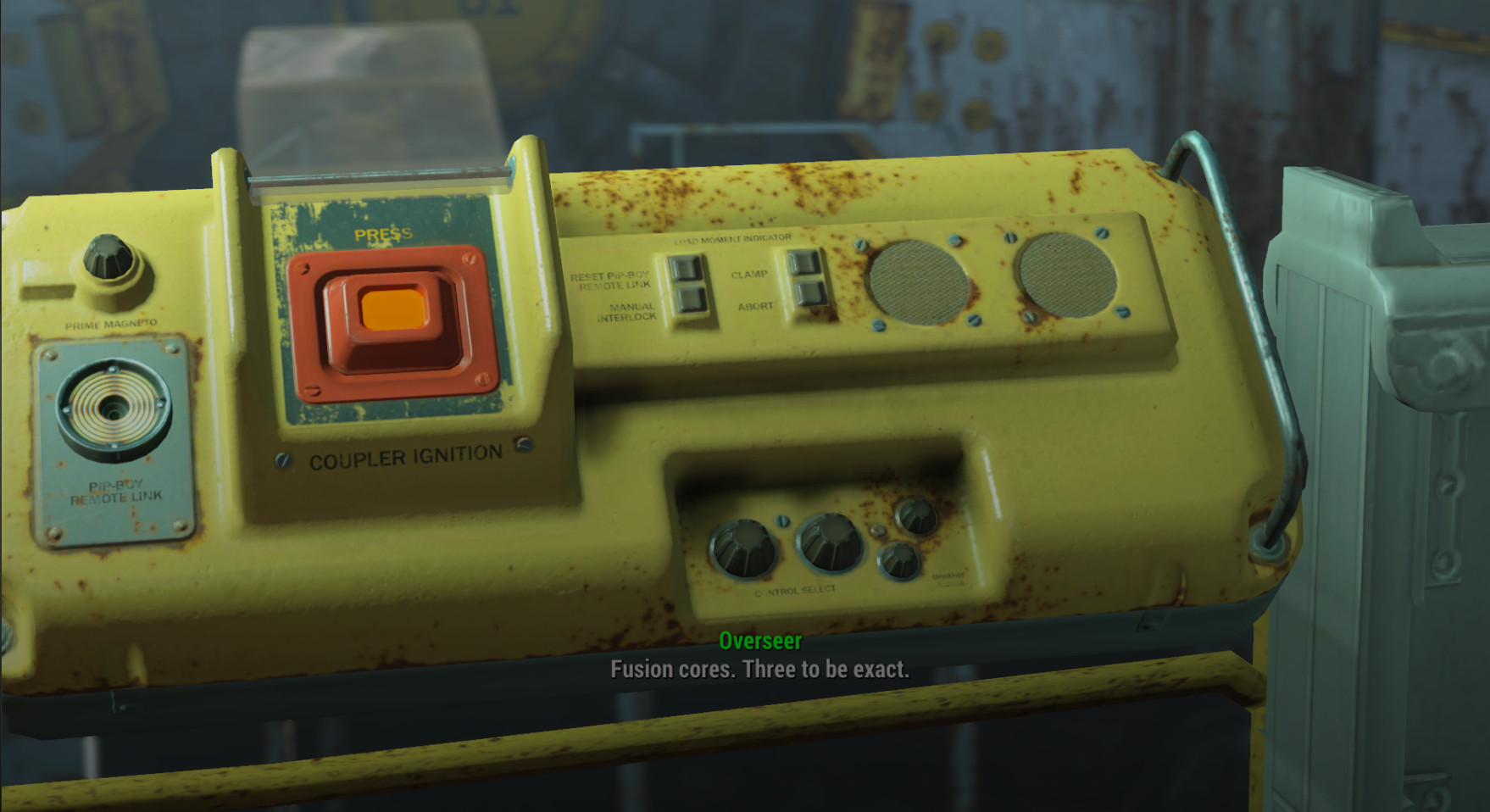 Fallout 4 Guide - Finding Vault 81 and getting the Syringe Rifle