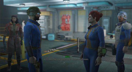 Fallout 4 Vault 81 03