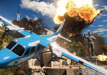 Just Cause 3 has Hefty Day One Patch