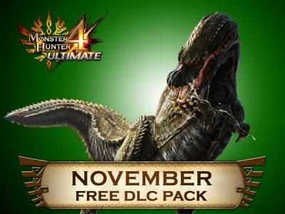 Monster Hunter 4 Ultimate November