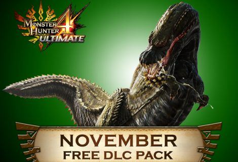 Monster Hunter 4 Ultimate Final DLC Pack Now Available