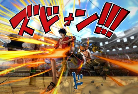 One Piece: Burning Blood Adds Several Popular Characters