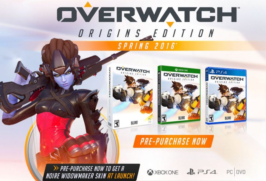 Blizzard's Overwatch coming to PS4 and Xbox One in Spring 2016