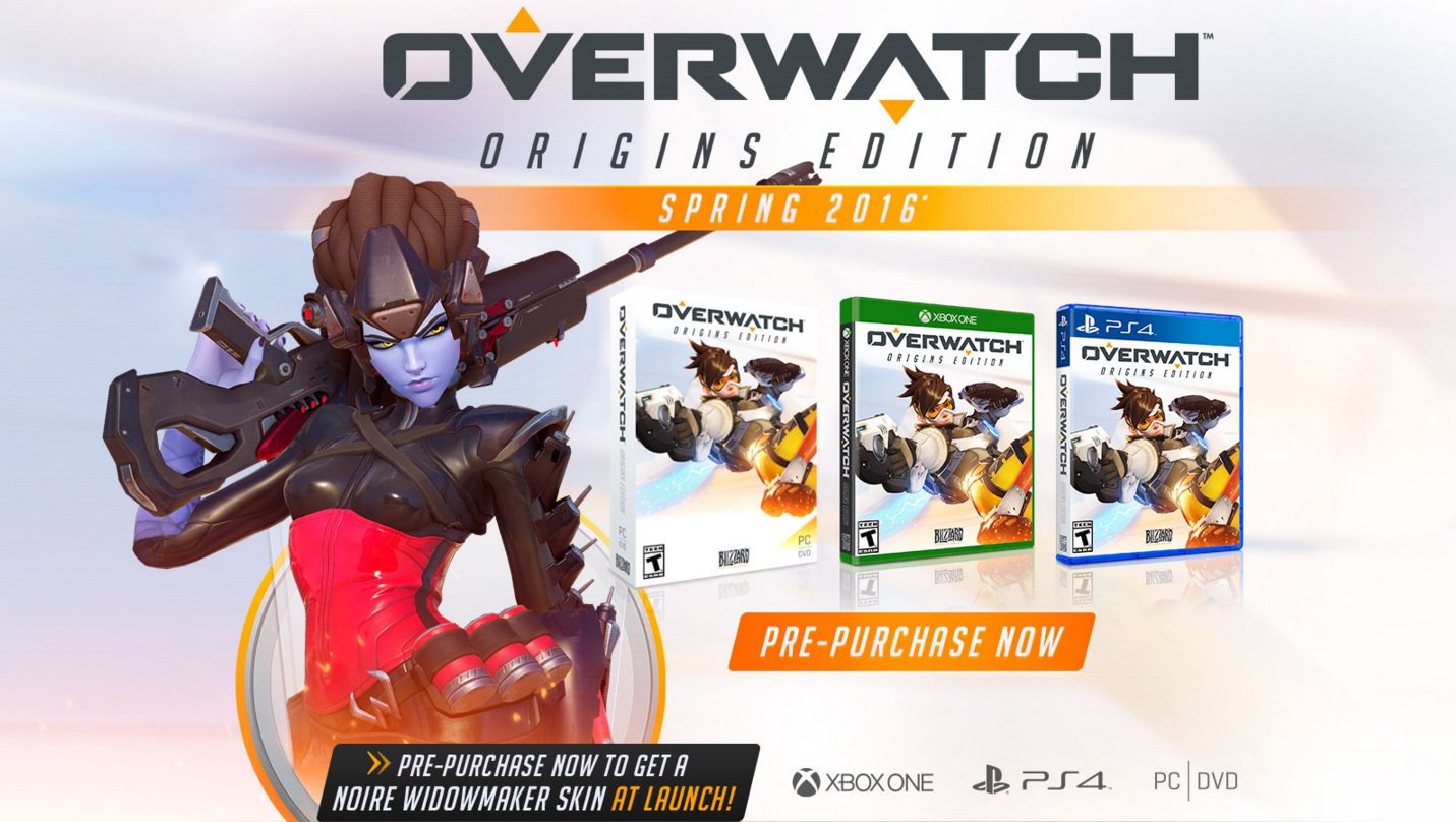 blizzard s overwatch coming to ps4 and xbox one in spring 2016