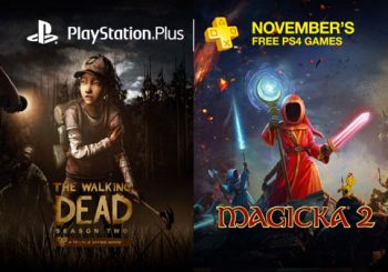 PlayStation Plus Free Games Revealed for November