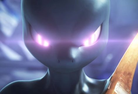 Shadow Mewtwo teased in the latest Pokken Tournament trailer