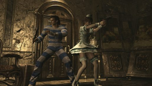 Resident Evil Origins Collection HD