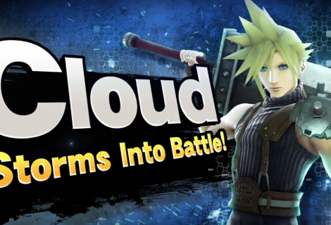 Cloud Strife Will Be the Next DLC Character in Super Smash Bros.