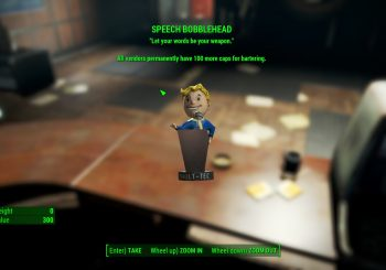Fallout 4 Guide - All 20 Bobblehead Locations