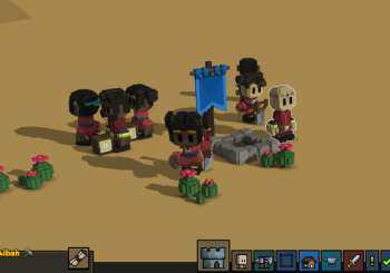 Stonehearth Alpha 13 Adds New Playable Race - Rayya's Children