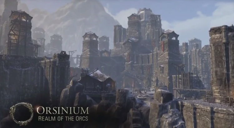 The Elder Scrolls Online: Orsinium DLC now available on PC and Mac