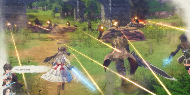 Valkyria: Azure Revolution Features Permanent Death