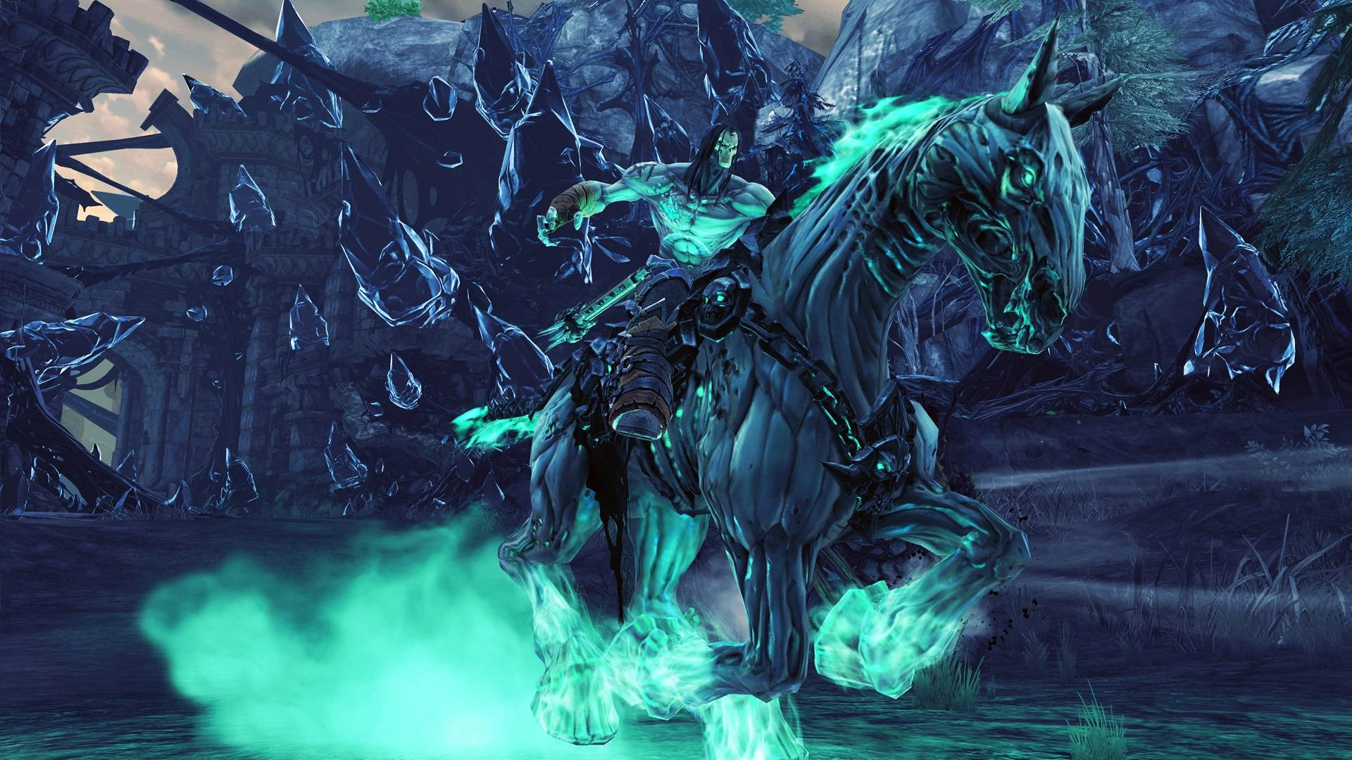 Darksiders Ii Deathinitive Edition Review Just Push Start