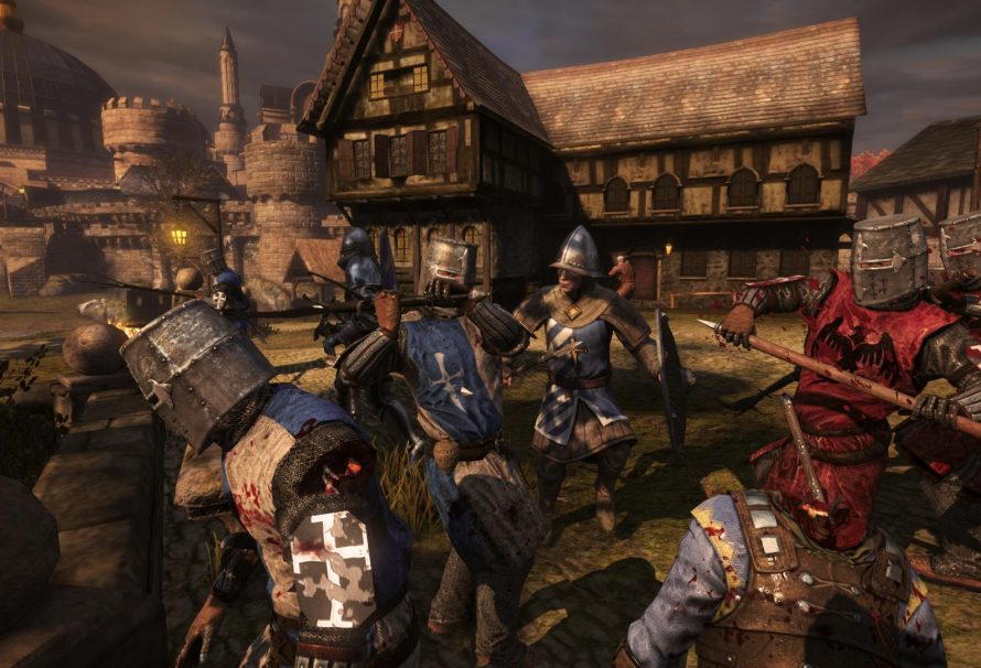 Chivalry: Medieval Warfare Launches On PlayStation 4 & Xbox One