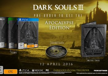 Dark Souls 3 Release Date Announced; Day Edition Confirmed