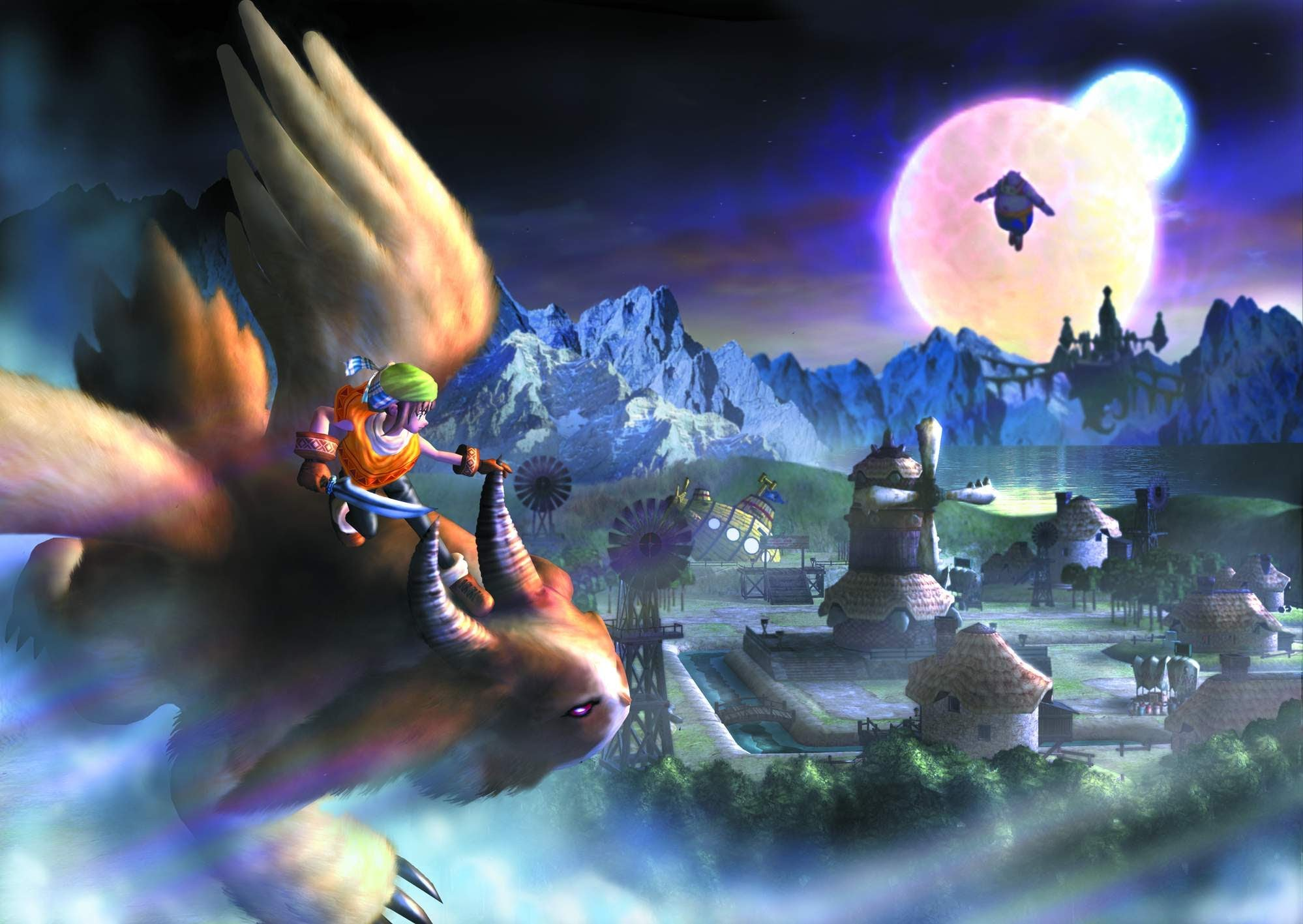 Dark Cloud, Rogue Galaxy And 6 More PS2 Games Coming To