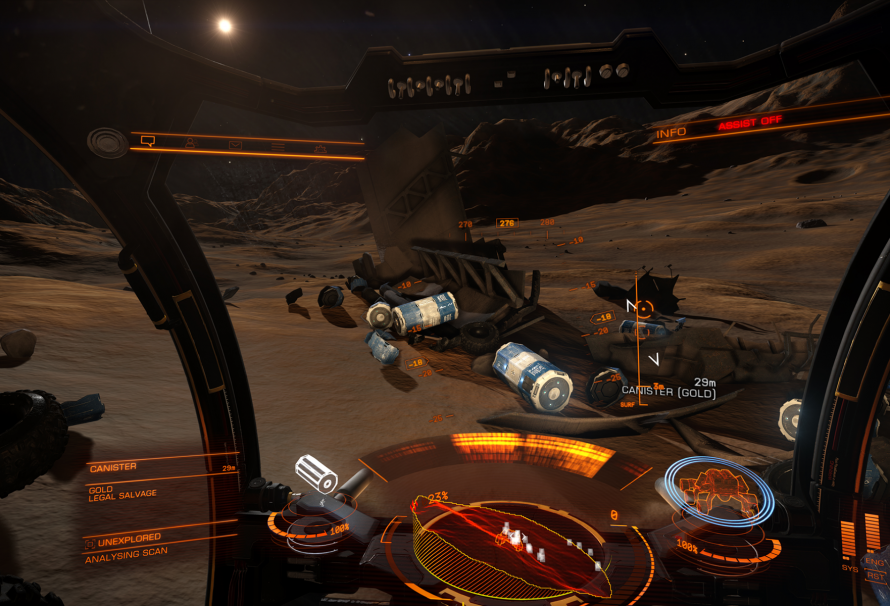 Elite Dangerous: Horizons Hands On