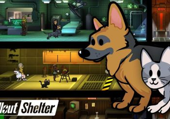 Fallout Shelter's new update features Dogmeat