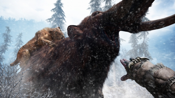 Far Cry Primal 'Beast Master' feature revealed