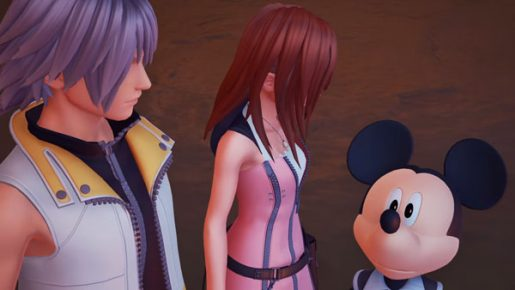 Kingdom Hearts HD