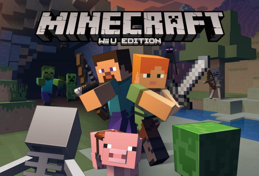Minecraft: Wii U Edition Release Date Confirmed