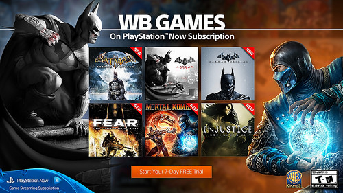 Get a 12-Month PlayStation Now Subscription for $99