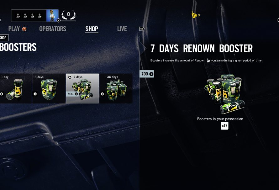 Rainbow Six Siege Guide – How to Earn a lot of Renown