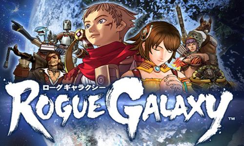 Rogue Galaxy PS2 Games