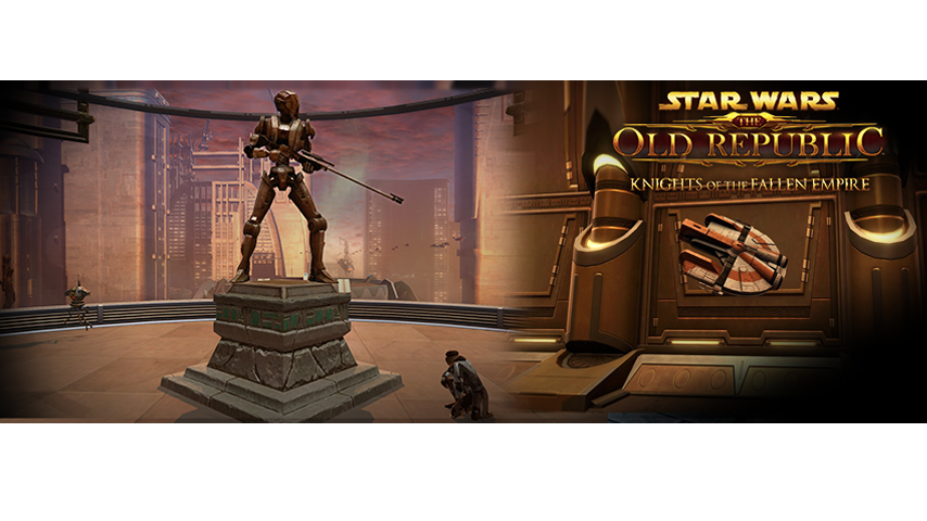 SWTOR Celebrates its 4th Year Anniversary with Free HK-51 Statue