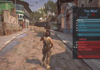 Uncharted 4 Multiplayer Beta Impressions