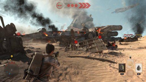 Star Wars Battlefront Jakku DLC