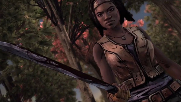 The Walking Dead: Michonne coming February