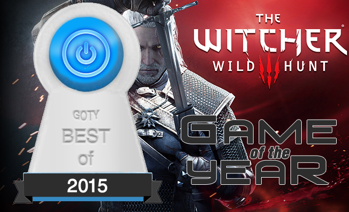 Game of the Year 2015 – The Witcher 3: Wild Hunt