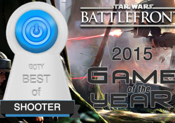 Best Shooter of 2015 - Star Wars Battlefront