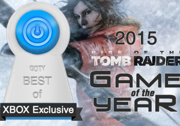 Best Xbox Game of 2015 - Rise of the Tomb Raider